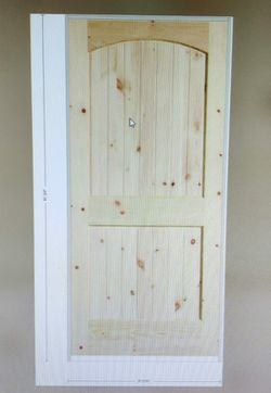 36x80 Pine Wood interior door with frame for Sale in Dallas,  TX