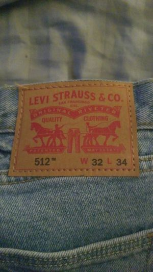 Levis 512 for Sale in Las Vegas, NV