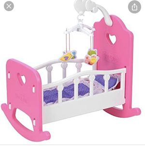 You and me baby doll rocking bed for Sale in Falls Church, VA