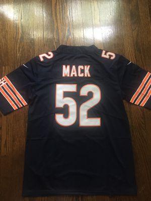 Khalil Mack #52 Chicago Bears 100th Season Edition for Sale in Berwyn, IL