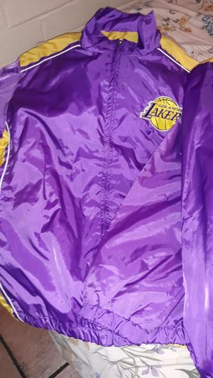 Lakers jacket for Sale in El Monte, CA