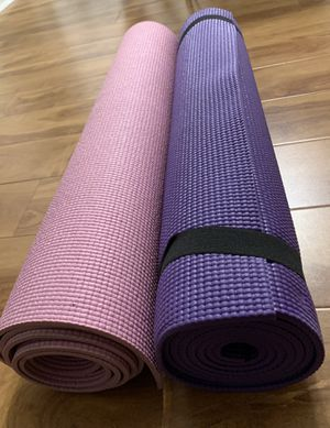 2 Yoga mats for Sale in Beverly Hills, CA