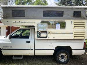 Truck and Camper for Sale in Arvada, CO