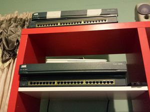Cisco 2 switches 2 routers $100 for Sale in South Gate, CA
