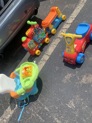 Kids toys and sitting chair for Sale in Washington, DC
