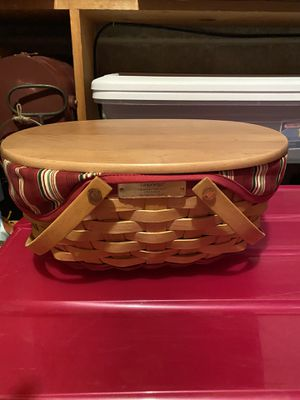 Christmas Longaberger Basket for Sale in Westerville, OH