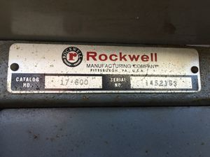 Rockwell for Sale in Galloway, OH