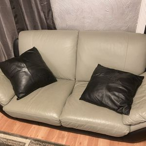 Leather Sofa Set! for Sale in Watertown, MA