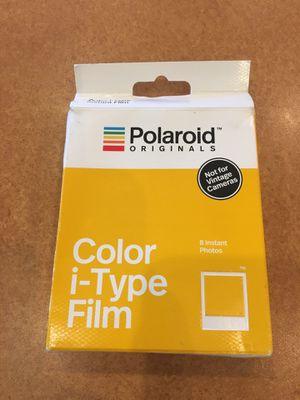 Polaroid originals. Color I-Type Film for Sale in Woodstock, GA