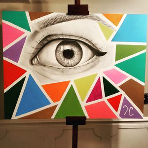 Eye painting for Sale in Nicholasville, KY