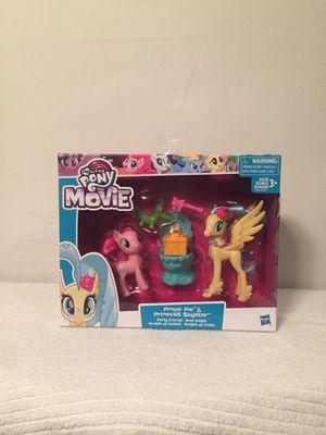 My Little Pony The Movie Pinkie Pie & Princess Skystar Toy for Sale in Miami, FL
