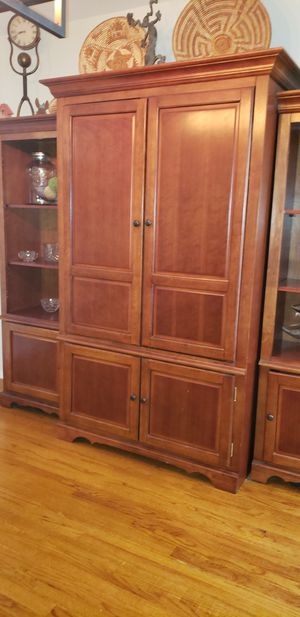 Entertainment unit/ shelving for Sale in Creve Coeur, MO