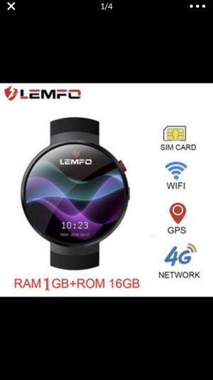 Lemfo 7 smart watch for Sale in Fairfax, VA