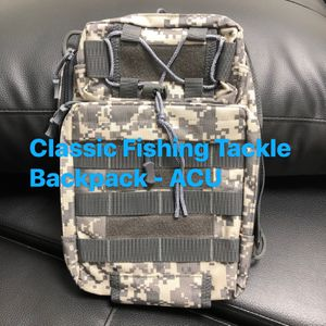 Classic Fishing Tackle Backpack for Sale in Cypress, CA