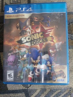 Ps4 games: sonic forces, mortal kombat xl, kingdom hearts 2.8 for Sale in Newark, OH