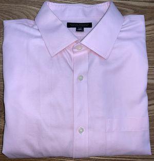 Banana Republic Men's Pink Button Down Dress Shirt XLarge for Sale in Grand Rapids, MI