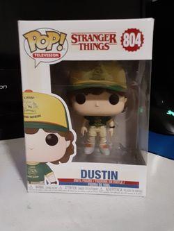 Stranger Things Dustin Funko Pop for Sale in Wenatchee,  WA