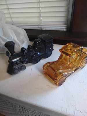 Antique Avon Packard roadsters n locomotive $5 each for Sale in Belleville, NJ