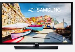 "42"" SAMSUNG HDTV for Sale in Fairfax, VA"