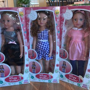Walker Doll For Girls Best Gift Tall Dolls for Sale in San Diego, CA