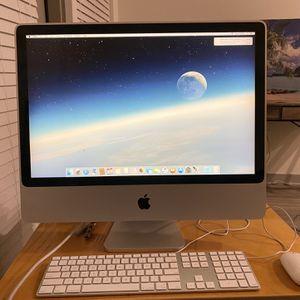 iMac Intro Core 4gb 24inch for Sale in Jacksonville, FL