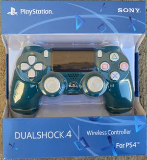 PS4 Controller, Alpine Green, BRAND NEW! Writing Is It Still Available Won't Be Responded To, If It's Posted It's Available for Sale in Lawndale, CA