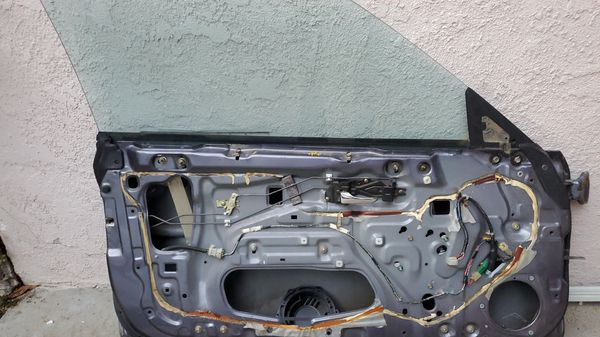 1990-1993 ACURA INTEGRA DRIVER SIDE DOOR LEFT SIDE 2 DOOR HATCHBACK