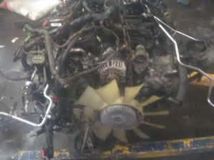 07 F-350 motor tranny and transfer case for Sale in Tacoma, WA