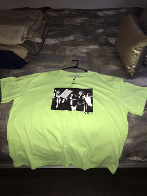 Off White Slime Green T Shirt for Sale in West Palm Beach, FL