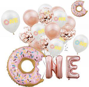 Brand New 1st Birthday Decoration donut theme for Sale in Gilbert, AZ