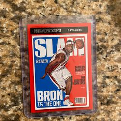 Lebron James NBA Hoops Slam Magazine Card🔥🔥🔥 for Sale in Los Angeles,  CA