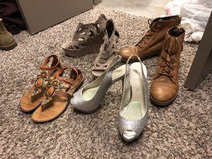 WOMENS SHOE LOT for Sale in San Antonio, TX