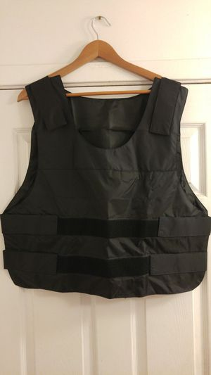 Bullet Proof style motorcycle vest for Sale in Baltimore, MD