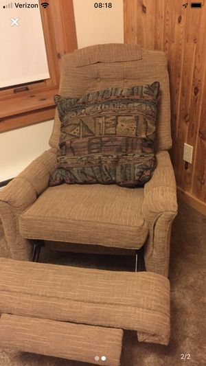 Lounge chair/love seat sofa for Sale in Pine River, MN