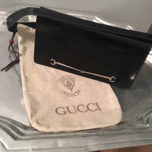 Vintage GUCCI Paton Leather Purse for Sale in Scottsdale, AZ