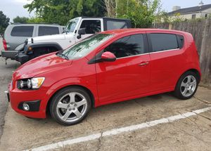 2015 Chevy Sonic LtZ Turbo for Sale in Houston, TX
