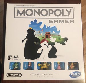 Monopoly Gamer Collectors Edition for Sale in Arlington Heights, IL