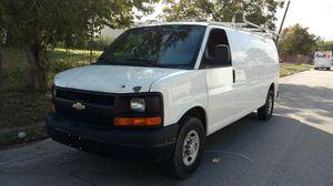 2010 Chevrolet Express G3500 Cargo Extended Van for Sale in Houston, TX