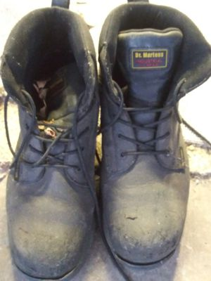 Dr. Martin's work boots, sz 12Mens for Sale in Bakersfield, CA