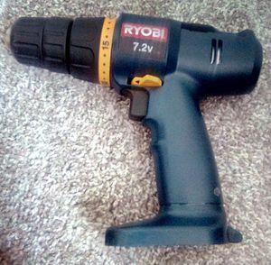 Ryobi 7.2V Drill for Sale in San Antonio, TX