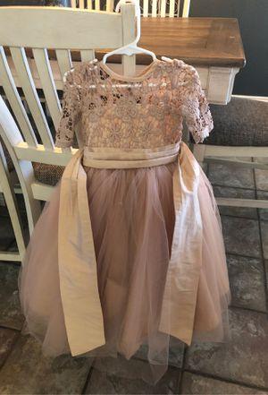 Size 4 flower girl dress for Sale in Phoenix, AZ