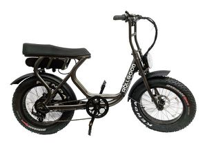 Electric Bike with 48V, 14AH Lithium Battery - New for Sale in New York, NY