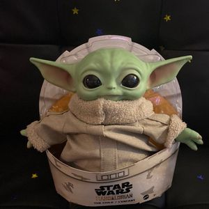 "Star Wars Mandalorian The Child (Baby Yoda) 11"" for Sale in Lyndhurst, NJ"