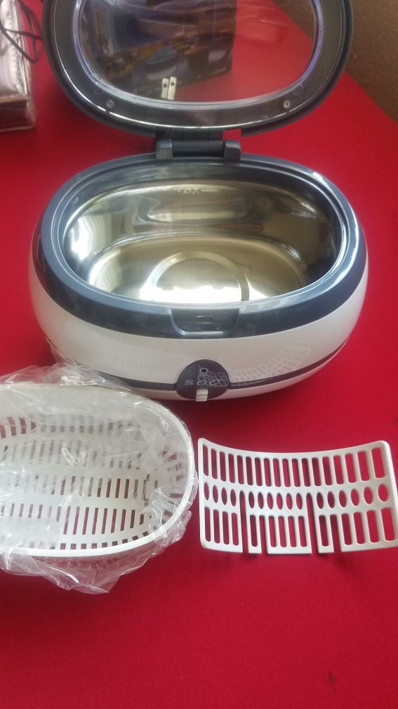 800 ultrasonic jwellery cleaner