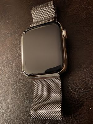 Stainless Steel Apple Watch Series 4 (GPS & Cellular) 44MM for Sale in San Ramon, CA