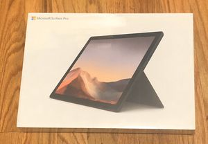 Brandnew Microsoft Surface Pro 7 (10th gen intel core i7) for Sale in New York, NY