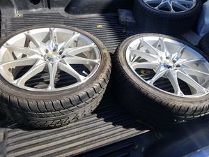 17 inch wheels 4lug universal for Sale in Dallas, TX