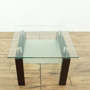 Glass Top End Table (1027415) for Sale in South San Francisco, CA