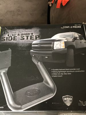 Side steps (Bully bars) x 2 for Sale in Germantown, MD