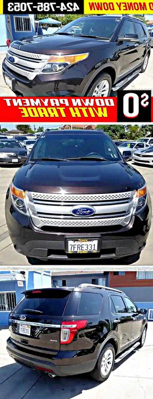 2014 Ford Explorer XLT 4WD for Sale in South Gate, CA